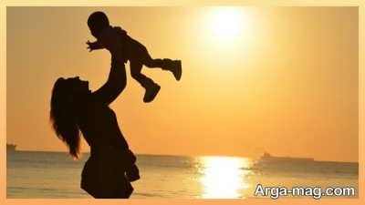 متن جالب و عاشقانه برای فرزند