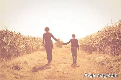 متن زیبا و عاشقانه برای فرزند