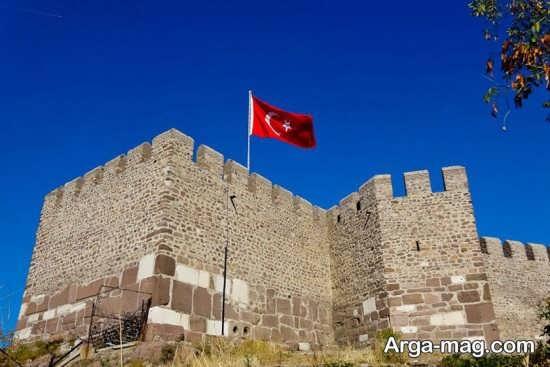 قلعه تاریخی آنکارا