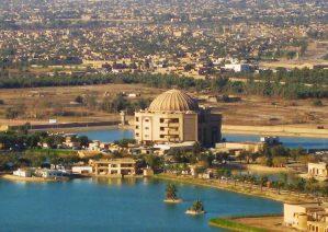 مکان های دیدنی عراق در کدام شهرها قرار دارند