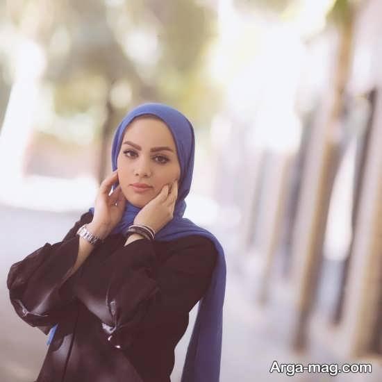 مبینا نصیری مجری برنامه صبح بخیر ایران