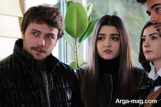 تصاویر تولگا ساریتاش بازیگر موفق ترکیه ای