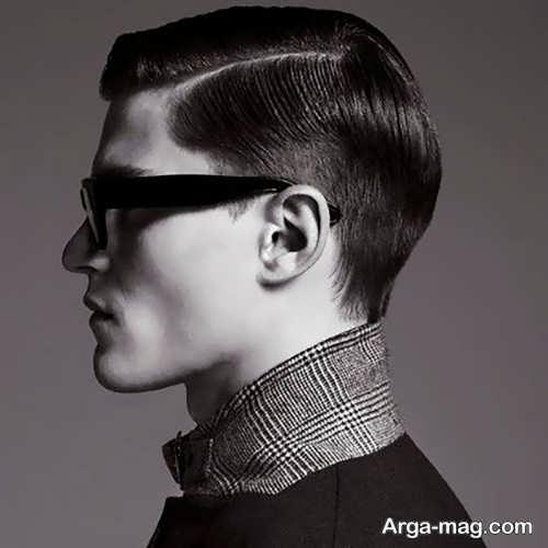 مدل موی شیک و ساده پسرانه