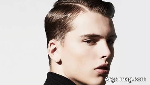 مدل موی شیک و زیبا پسرانه