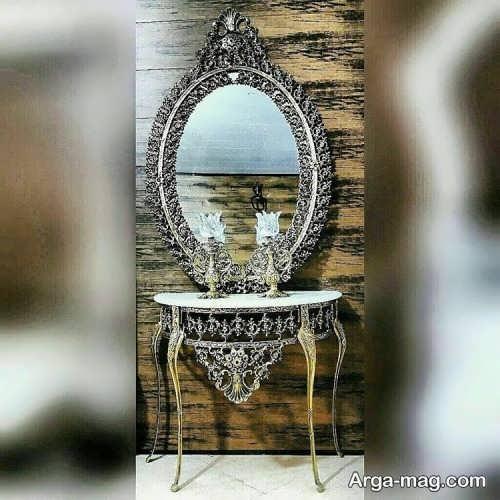 مدل های آینه و شمعدان