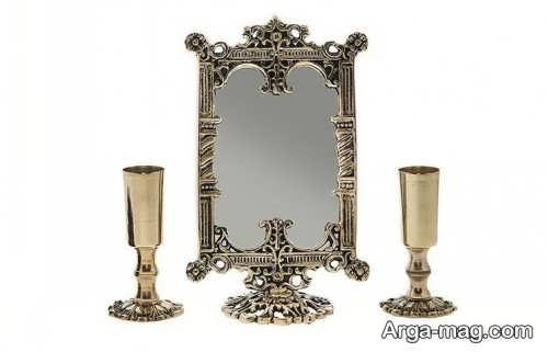 آینه و شمعدان جدید