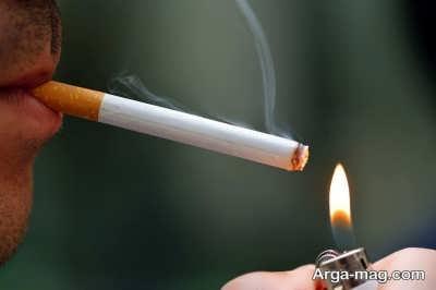مضرات کشیدن سیگار