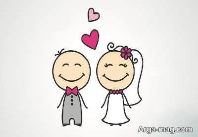 جملات زیبا برای تبریک سالگرد ازدواج