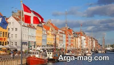 پناهندگی به دانمارک