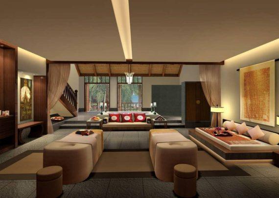دیزاین لاکچری منزل