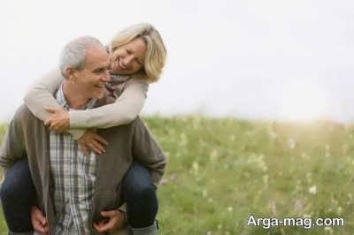 دوام عشق در سنین بالا