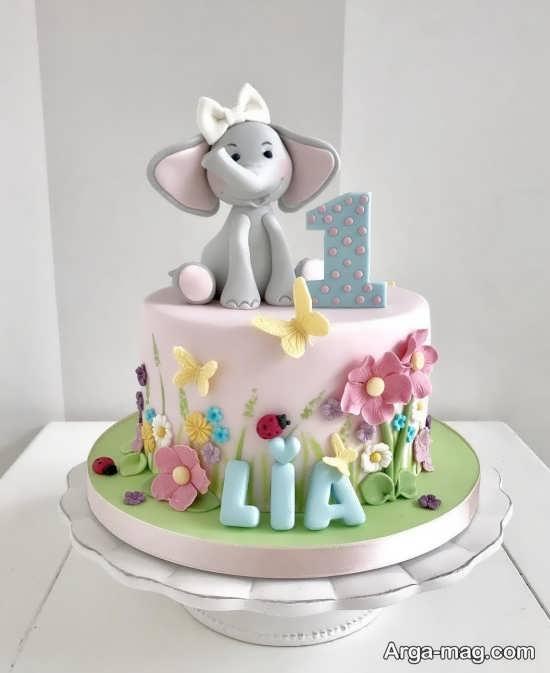 تم تولد فیل کوچولو برای کودکان