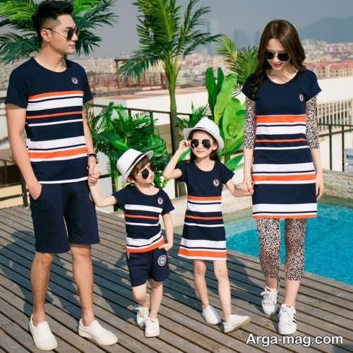 لباس ست خانوادگی تابستانی