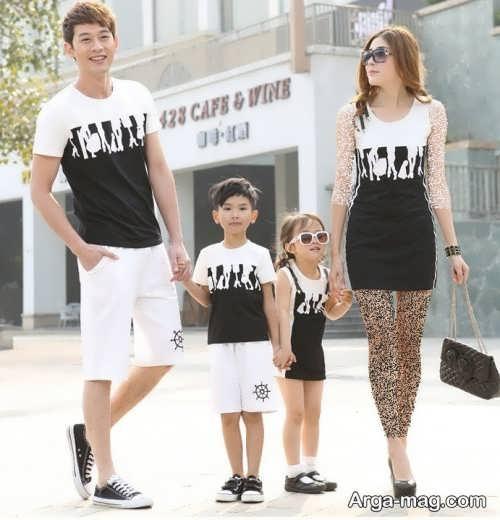 مدل لباس ست خانوادگی شیک و زیبا
