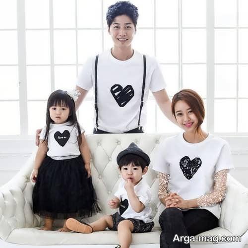 مدل لباس ست خانوادگی شیک