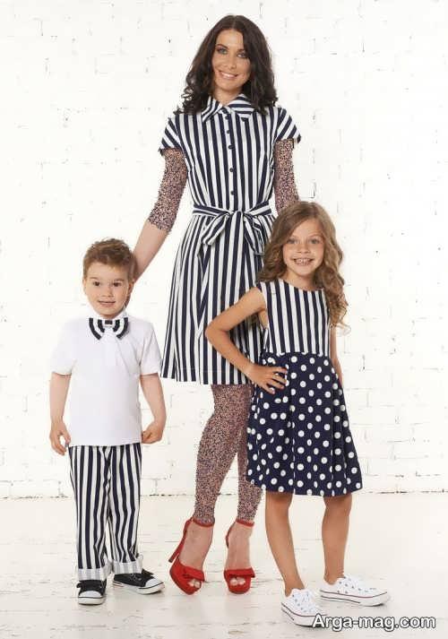 مدل لباس ست خانوادگی مجلسی