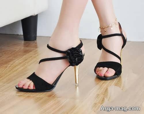کفش مجلسی مشکی
