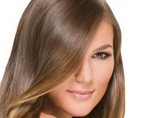 رنگ مو برای موی سفید