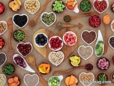 درمان غلظت خون با میوه ها