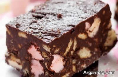 دستور تهیه شکلات آلمانی