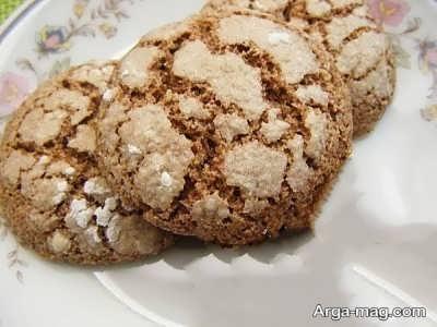 نحوه پخت شیرینی صخره ای