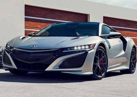 معرفی مدل 2019 هوندا NSX