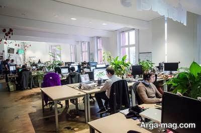 افزایش کارایی در محیط کار