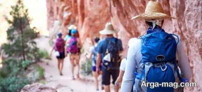 راهنمای کوهنوردی و صخره نوردی
