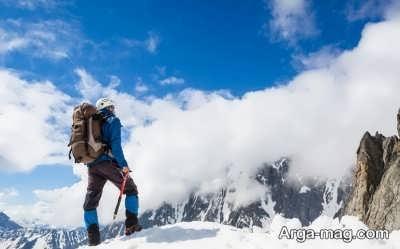 اصول مهم در کوهنوردی