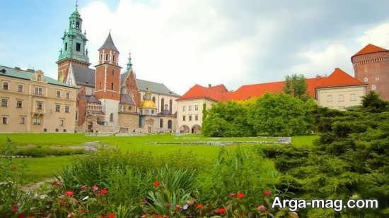 لهستان مکانی برای گردشگران