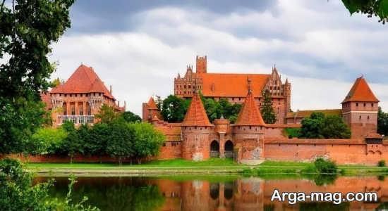 برج های تاریخی لهستان