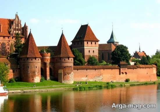 مناطق دوست داشتنی در لهستان