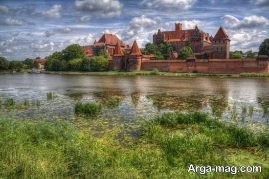 دریای زیبا در لهستان