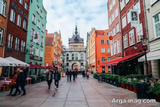 جاذبه های جذاب لهستان