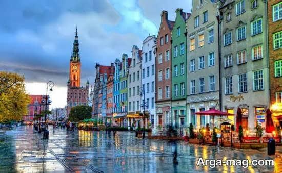 جاذبه های توریستی لهستان