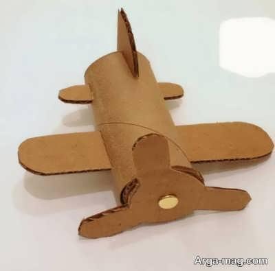 مدل ساخت کاردستی خلاقانه با کارتن