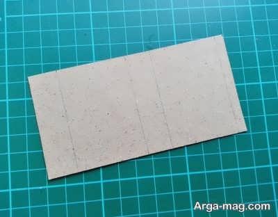 ساخت کاردستی با کارتن در چند مرحله ساده