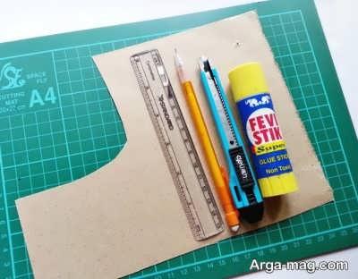 وسایل لازم برای ساخت جعبه کبریت