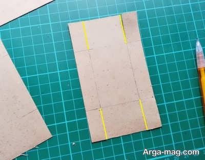 آموزش ساخت کاردستی با کارتن