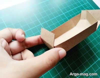 ساختن جعبه کبریت