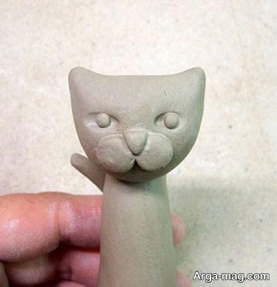 گربه سفالی