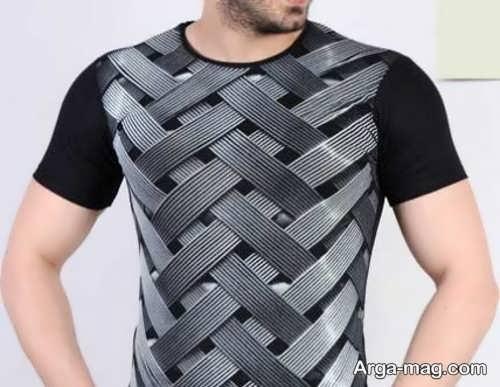 جدیدترین تی شرت مردانه