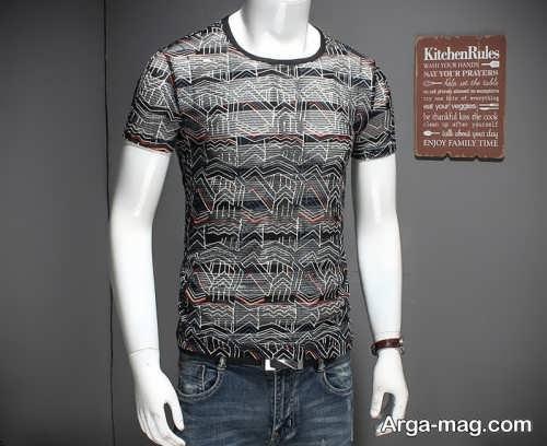 تی شرت شیک و خاص مردانه