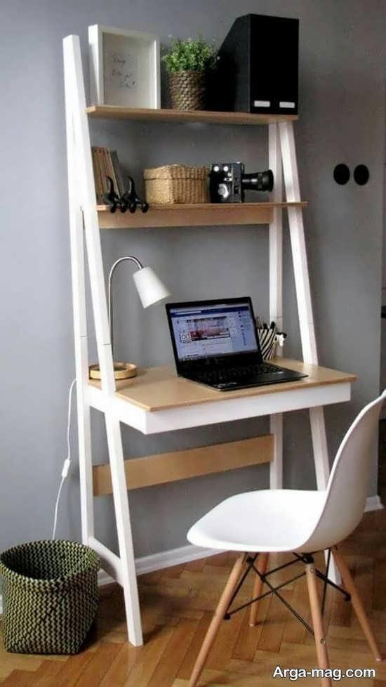 میز کامپیوتر ساده