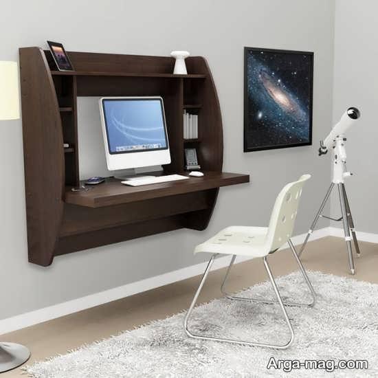 طراحی ایده آل میز کامپیوتر