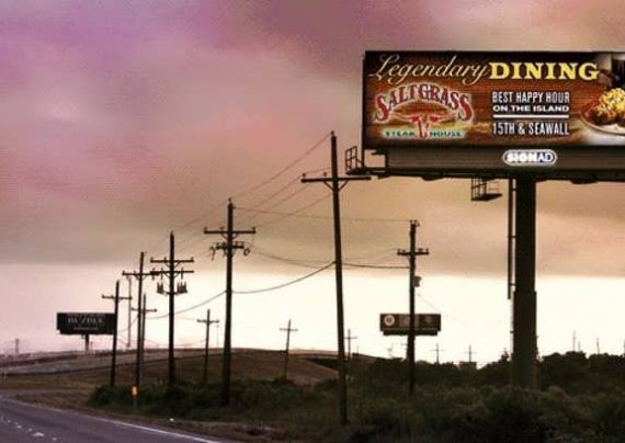تبلیغات نمایشگری در بزرگراه ها