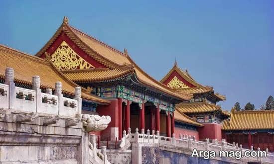 بناهای زیبا در پکن