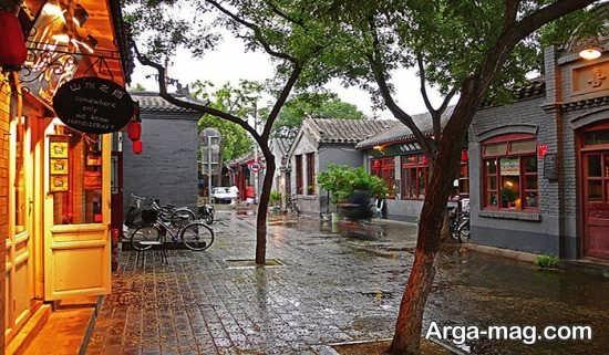 مناطق رویایی در پکن