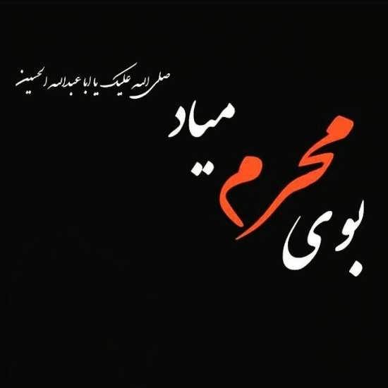 عکس نوشته برای محرم