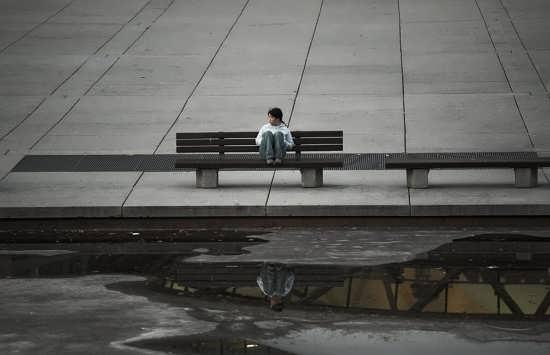 عکس های غمگین بدون متن